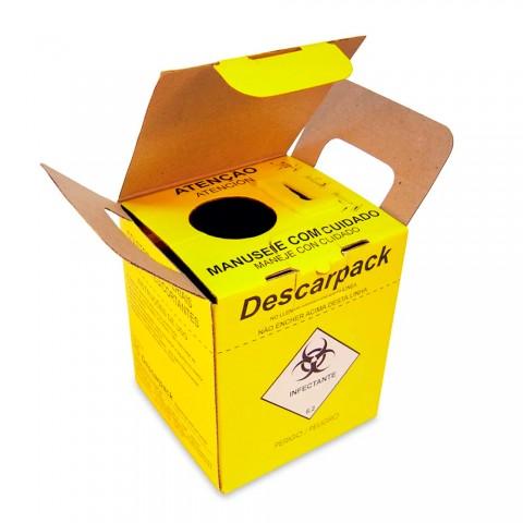 Coletor Perfurocortante 3,0L Descarpack