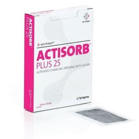 Curativo Actisorb Plus - 6,5 x 9,5cm