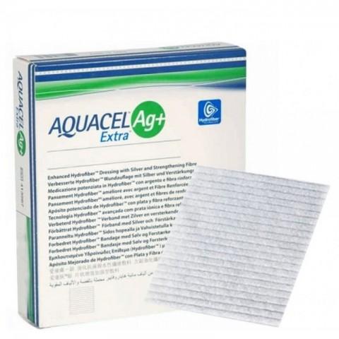 Curativo Aquacel  AG+ Extra 10x10cm Convatec (567) - Unidade
