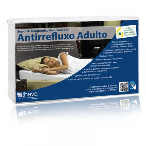 Almofada Antirrefluxo Copespuma Adulto