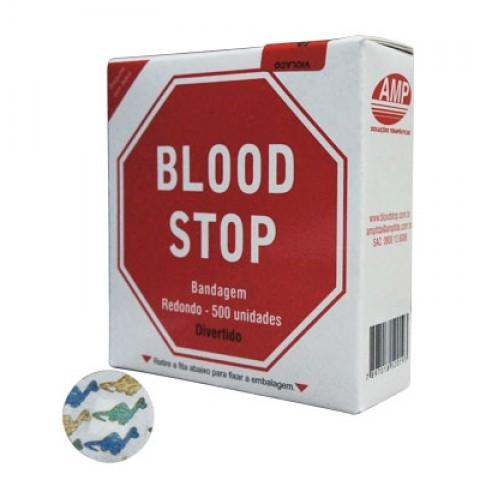 Blood Stop bandagem anti-septica c/500 Infantil