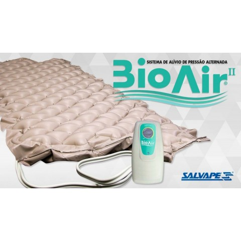 Sistema Anti Escaras Bio Air II Completo
