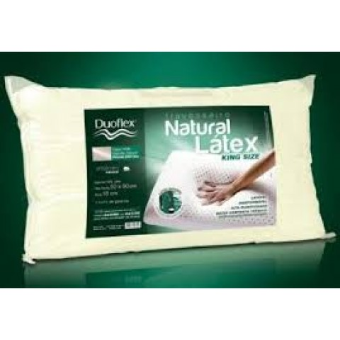 Travesseiro Duoflex Natural Latex LN1100
