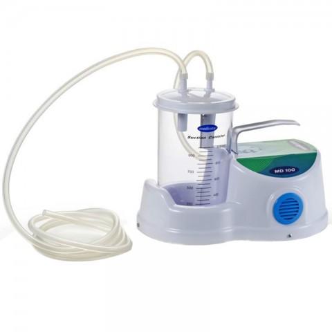 Aspirador Cirúrgico de Sangue e Saliva Medicate Ref. MD100