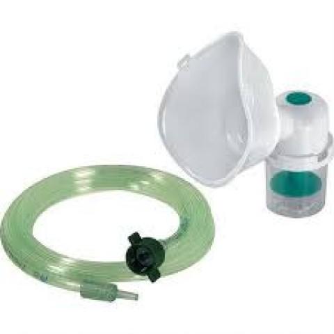 Micro-Nebuliz.NS/Omron Infantil C/1,60m - 205IVD